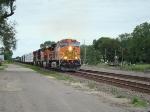 BNSF 4604 east