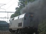 Amtrak light engine move