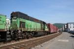 Trailing Engines on Q368