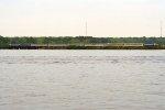 SAM excursion train going across lake Blackshear
