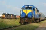 SAM excursion train