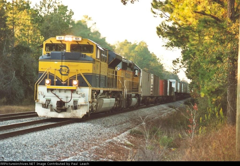 FEC Train 107