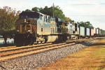 GEVO leads northbound intermodal
