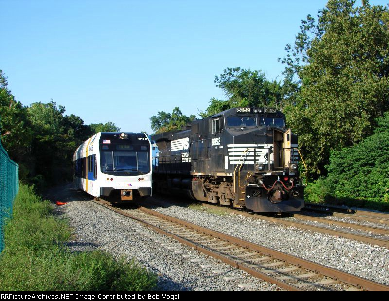 NS 8952 and NJT 3518