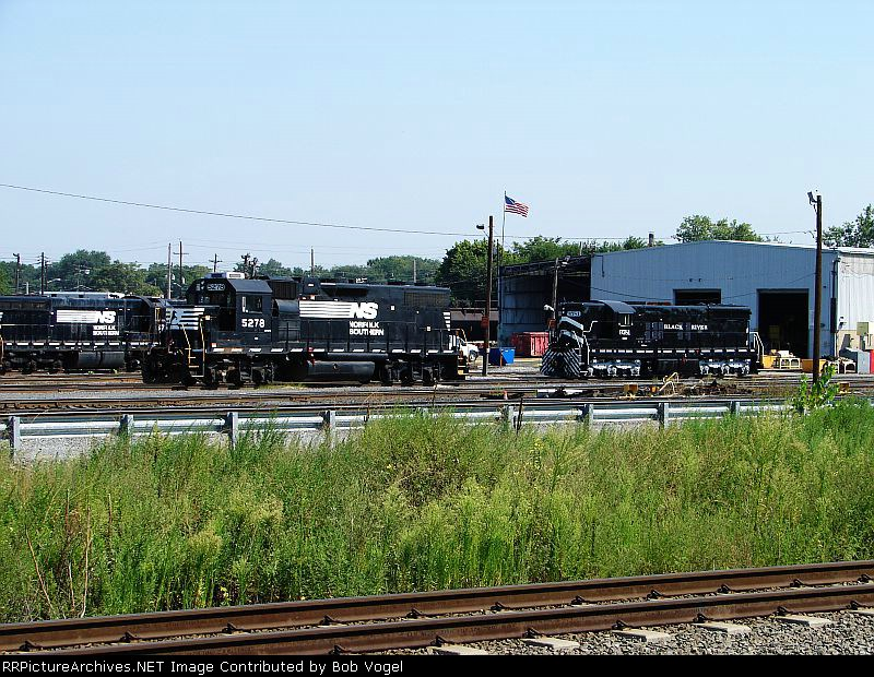 NS 5278 and BDRV 9581