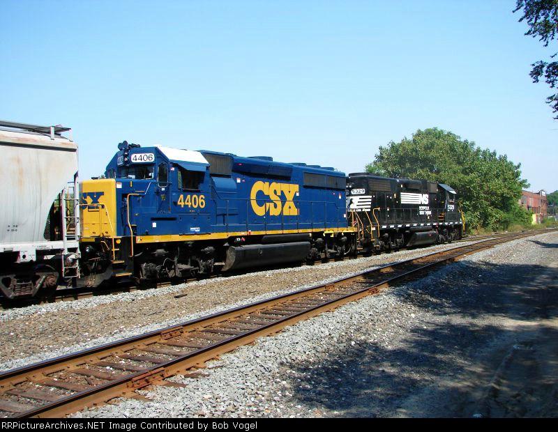 CSX 4406