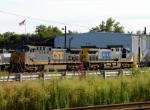CSX 500 and 441