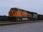 BNSF 4164