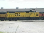 This is former Kennecott Copper GP39-2 #790.