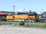 BNSF 4176