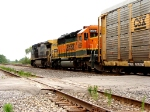 Q274 04 with BNSF power