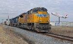 UP 8544/CSXT Q573