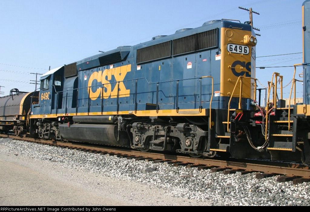 CSX 6496/CSXT Y129