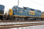 CSX 2745/CSXT Y129