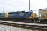 CSX 6411/CSXT Y129