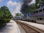 P001 Departs Winter Park, FL