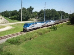 Amtrak Silver Star in Kissimmee FL
