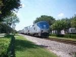 Amtrak Silver Star Plant City, FL