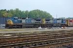 CSX 7696 & CSX 7729