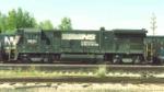 NS B30-7A #3501 west end Conneaut Yard 1994
