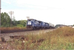 Conrail 5064 B40-8 At Ore Dock Tower 1994