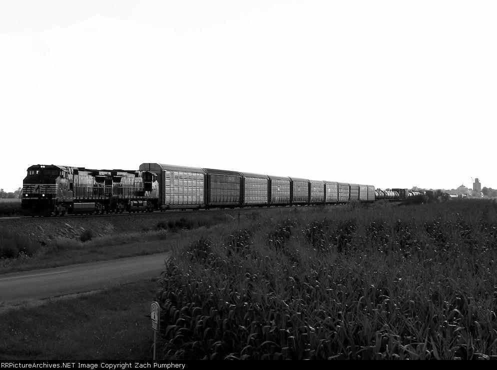 Eastbound NS Merchandise Train