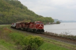 CP 8829 along the Mississippi River