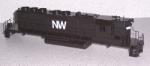 N&W 1635