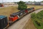 CN 5323 on NS 184