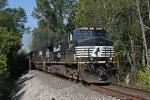 NS 9527 on NS 176