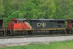 CN 2438 on NS 184