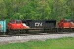 CN 5627 on NS 184