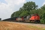 CN 8829 on NS 184