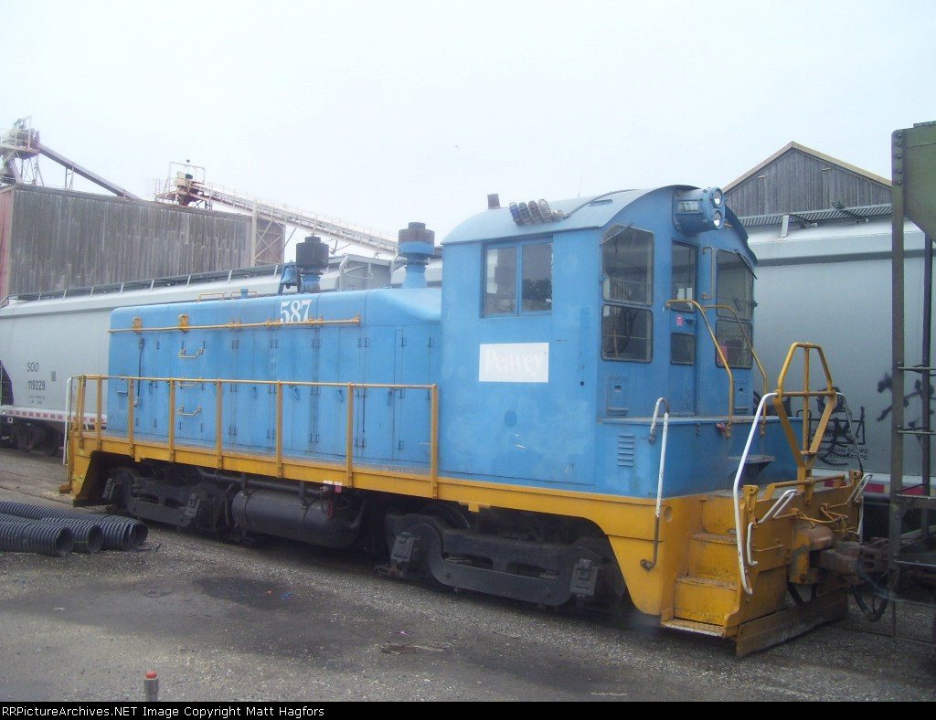 PVGX 587