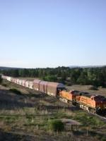 BNSF 7750 leads H-PASSAG