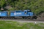 NS 3341 (ex Conrail) at HSC