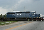 HLCX 7181 on WB freight