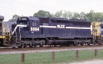 HLCX 5054 on NB freight on the month of the take over of Conrail