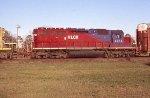 HLCX 6076 on NB autorack
