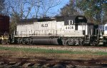 HLCX 4409 on EB intermodal