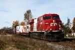 Spirit Train CP 8858 @ Merrickville Ontario Eastbound
