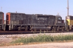 SP 6828 by the Cargill terminal