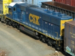 CSXT EMD SD50-2 8522