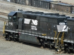 NS EMD SD45-2 1702