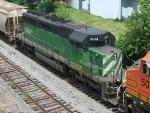BNSF 6841 on K928
