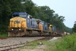 K922? empty rock train