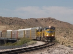 UP 5192 leads an EB ANGNS-19 at 12:41pm