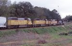 CSX SB freight