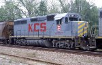 KCS 4737 on Sb freight