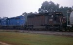 SP (barely) SD40R